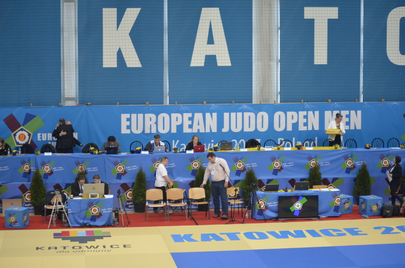 Trochę o turnieju w Katowicach, a przede wszystkim o polskim judo