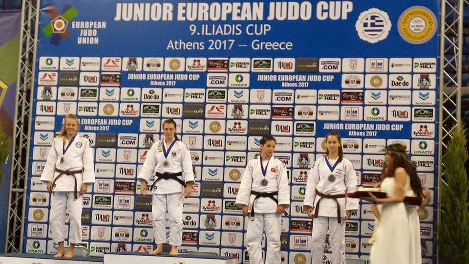 Eliza Wróblewska – Srebrny medal Pucharu Europy Juniorek