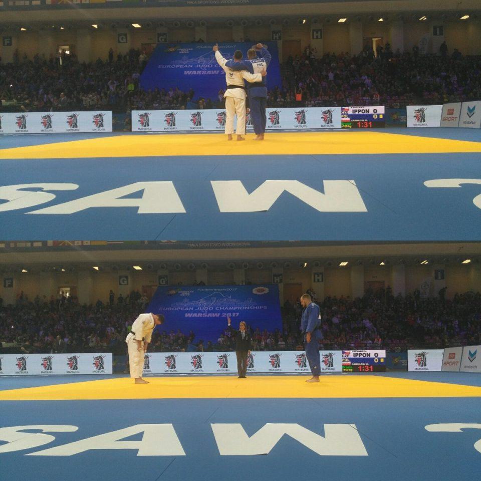 Siódme miejsce i 4 wygrane walki na ME w Tel Aviv