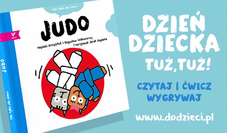 Prezent na Dzień Dziecka – Judo nie tylko dla dzieci