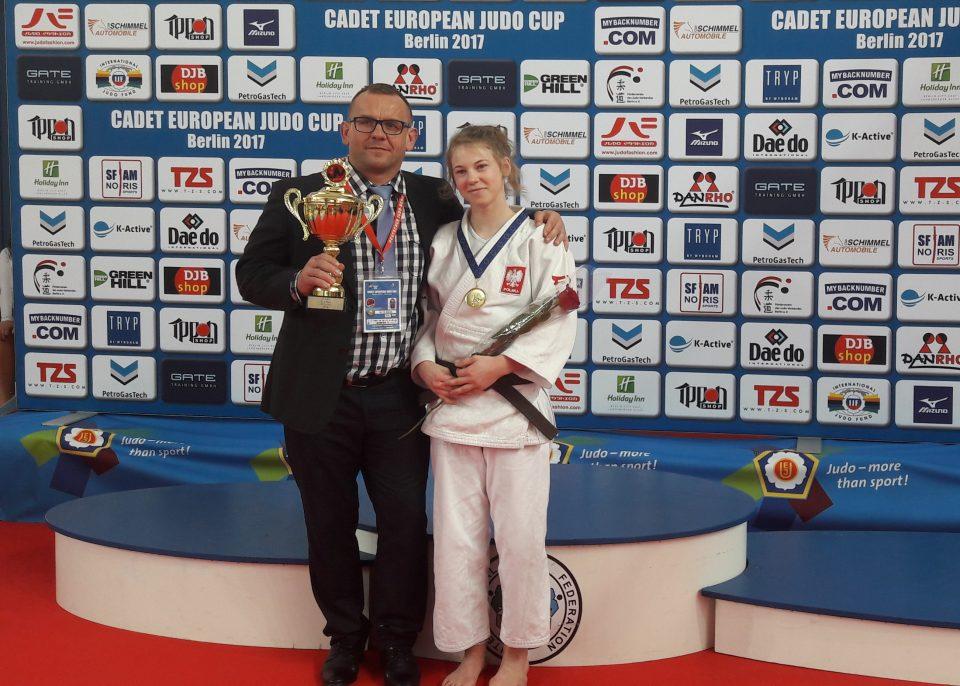 Natalia Kropska srebro na Mistrzostwach Świata Kadetów