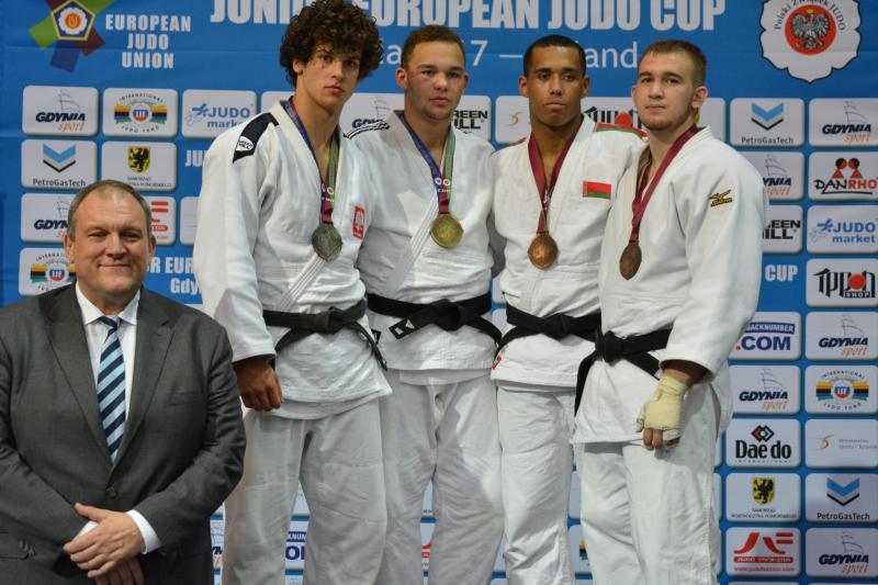 9 medali reprezentantów Polski w Pucharze Europy Juniorów w Gdyni