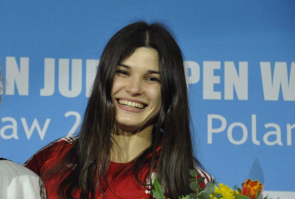 Złoty medal w European Judo Open w Mińsku !