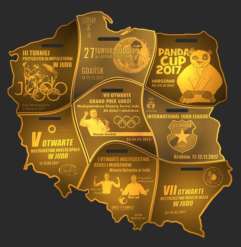 International Judo League – Finałowe Grand Prix o Puchar Białęj Gwiazdy 11.11.2017 Kraków