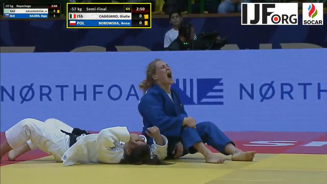 Złoto Ani Borowskiej na Grand-Prix Tashkent 2017