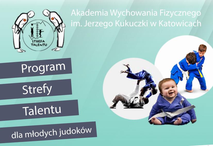 Program Strefy Talentu dla młodych Judoków