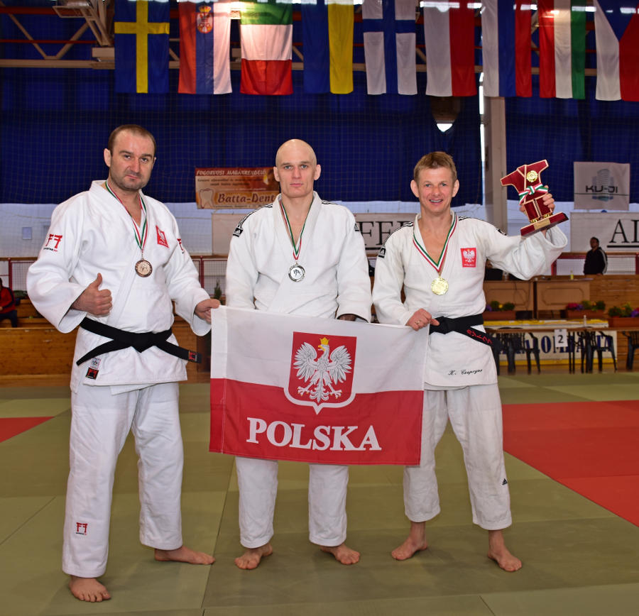 XX Hungarian Open Masters Judo Championship