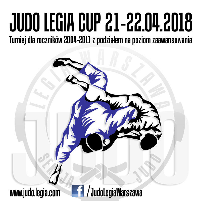 III Judo Legia Cup