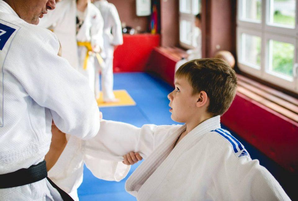 """Program """"Judo in Schools""""  u nas od października 2018"""