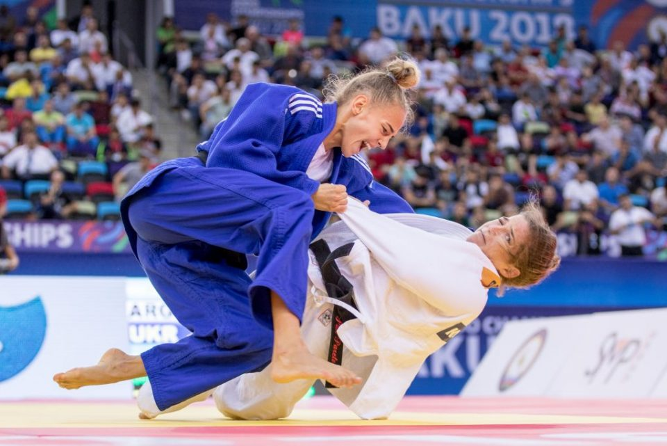 Daria Bilodid – najmłodsza Mistrzyni Świata