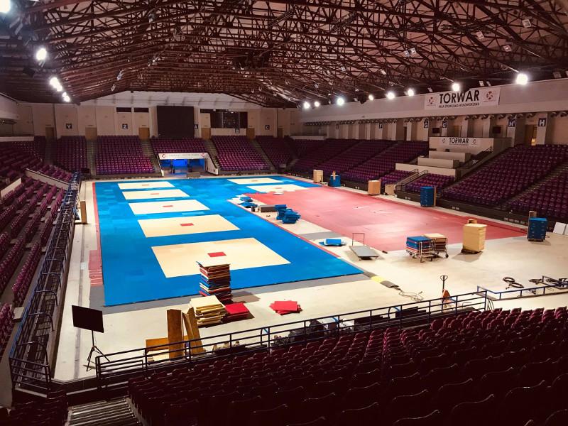 Startuje XX Warsaw Judo Open