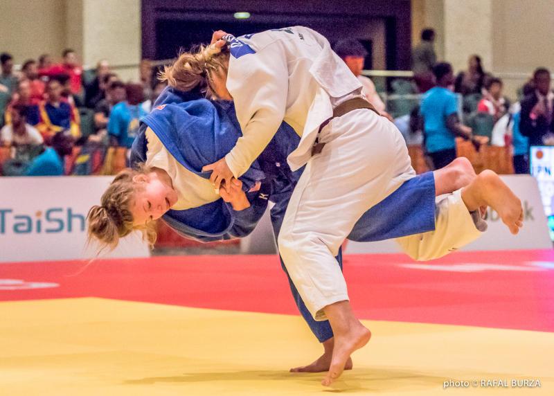 Natalia Kropska druga na Pucharze Europy Juniorek