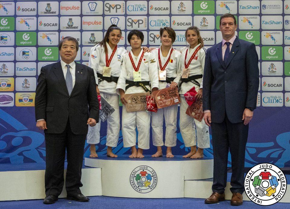 Aleksandra Kaleta brązową medalistką MŚ Juniorek