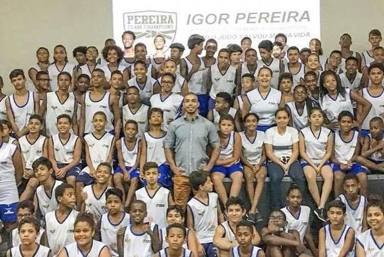 Przyjazd Brazylijskich zawodników judo do Polski