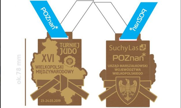 XVI  Wielkopolski Międzynarodowy Turniej Judo