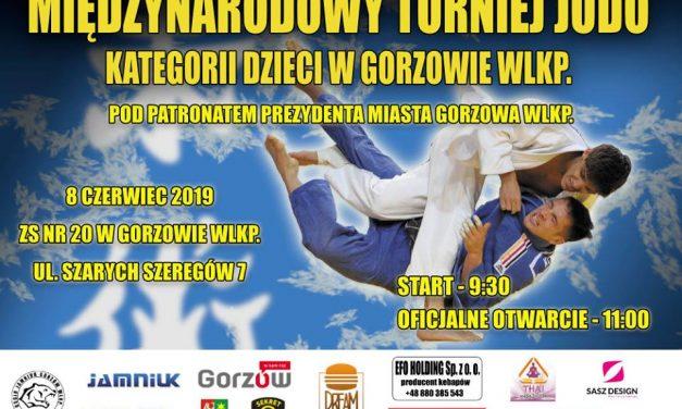 Międzynarodowy Turniej Dzieci w Gorzowie Wlkp