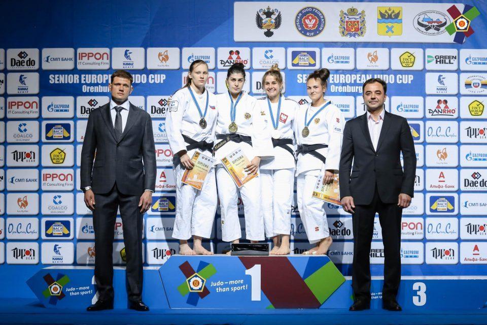 Puchar Europy Seniorów w Orenburgu