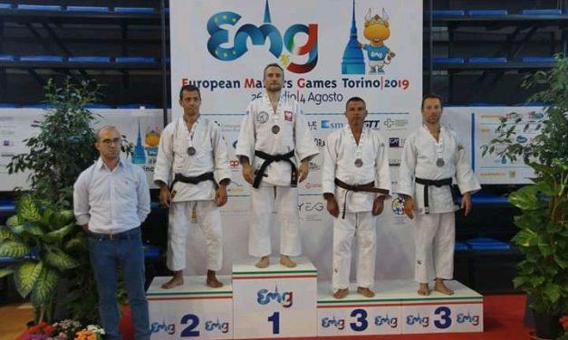 Europejskie Mistrzostwa Weteranów i kolejny medal