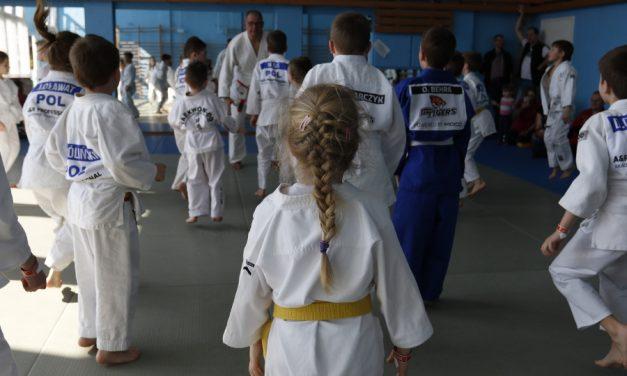 Przełamujemy stereotypy – dziewczyny na macie judo