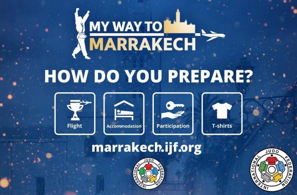 Konkurs: Mistrzostwa Świata w Marakeszu