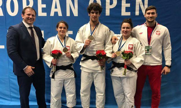 Trzy brązowe medale na PŚ w Estonii.